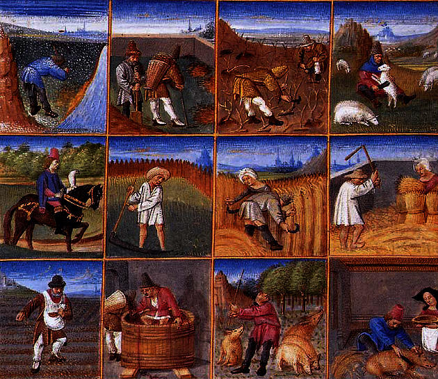 an introduction to the issue of peasants after the middle ages