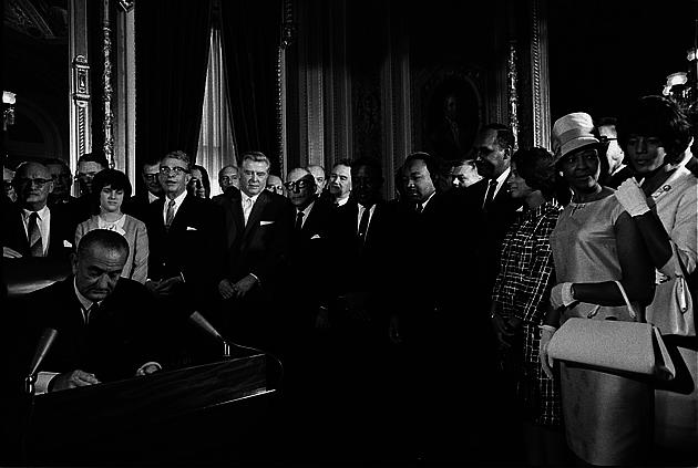 thre birth of the 1965 voting The voting rights act of 1965 is a landmark piece of federal legislation in the united states that prohibits racial discrimination in voting it was signed into law by president lyndon b johnson during the height of the civil rights movement on august 6, 1965,.