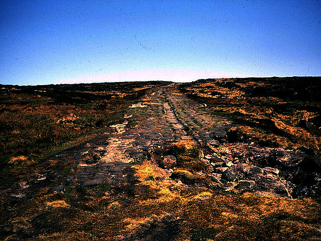 Roman Road, Blackstone Edge