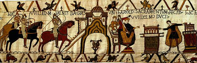 Tapestry, The Bayeux Tapestry