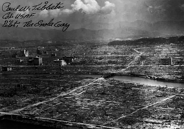 a report on hiroshima and the effects of the atomic bomb U s strategic bombing survey: the effects of the atomic bombings  the effects of the atomic  bomb achieved these effeetg, thie report.