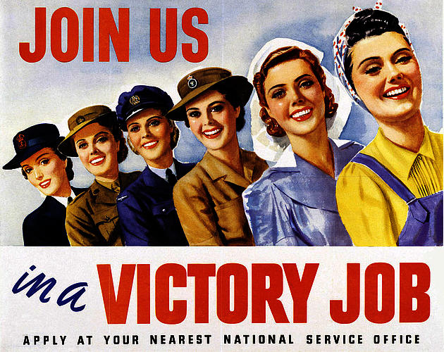 Victory Job Poster