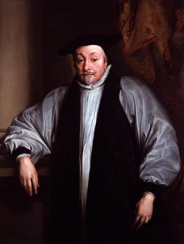After Sir Anthony Van Dyck, William Laud, Archbishop of Canterbury, National Portrait Gallery