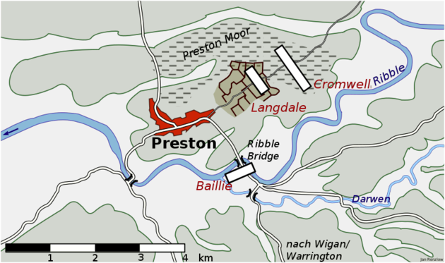 Battle of Preston