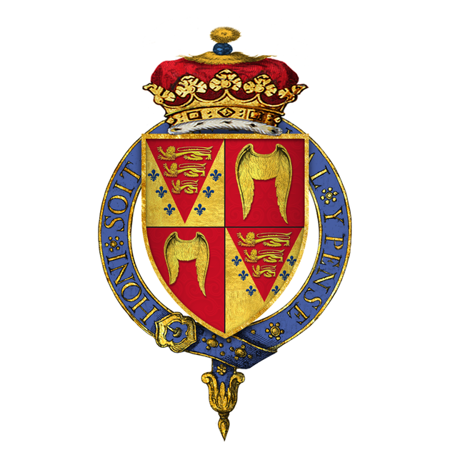 1st Duke of Somerset Edward Seymour's coat of arms