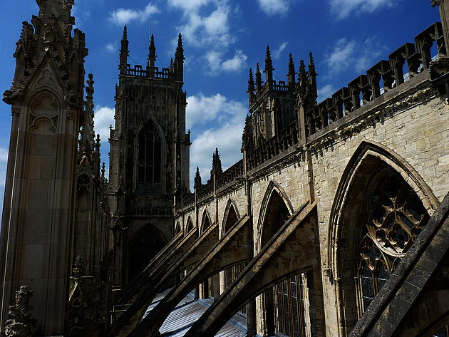 York Cathedral - Author: Dudva