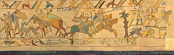 Bayeux Tapestry Scene by Scene