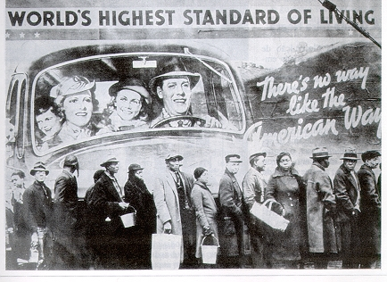 what lead up to the great depression