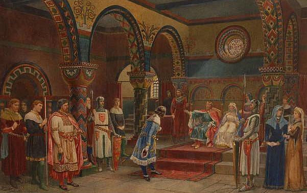 A Medieval Court